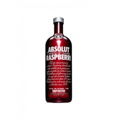 Vodka Absolut RaspBerri 1 LITRO