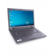 "Notebook Lenovo Thinkpad sl410 Core 2 duo-2GB-DVD RW-WiFi-160GB-Tela 14"" Leitor Biométrico"