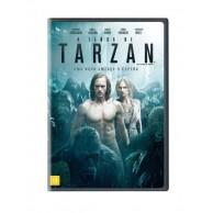 A Lenda de Tarzan - DVD