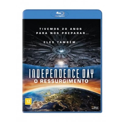 Independence Day - o Ressurgimento - Blu-Ray