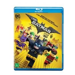 Lego Batman - o Filme - Blu-Ray 3D