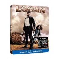 Logan - 2 Discos - Blu-Ray - Steelbook