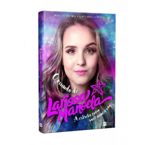 O Mundo de Larissa Manoela - Acompanha Pôster