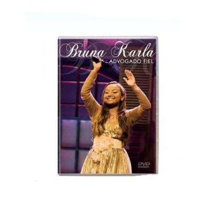 DVD ADVOGADO FIEL - BRUNA KARLA