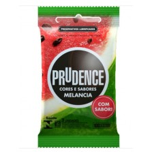 Prudence bolso sabores - 3 unidades (cada pacote)
