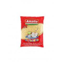 Macarrao Santa Amalia Alfabeto Com Ovos 500G