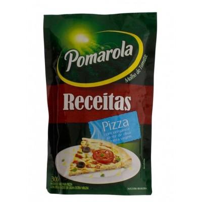 Molho De Tomate Pomarola Pizza 300G