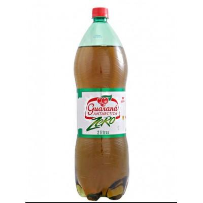 Refrigerante Guarana Antarctica Zero Pet 2L