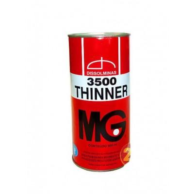 Thinner 3500 Dissolminas Mg 900Ml